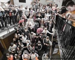 Flashmob a Bartókban