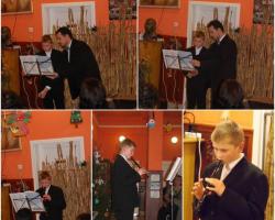 Karácsonyi koncert Csanádpalotán