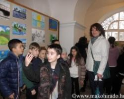 Tájképek Makóról - kiállítás